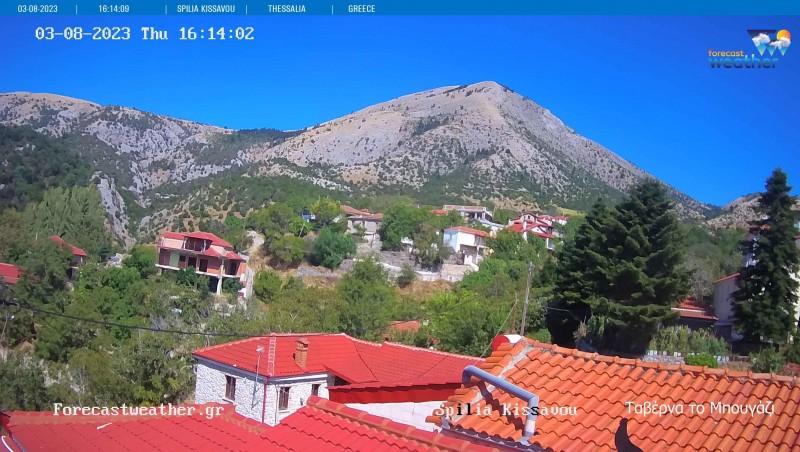 Τυχαία εικόνα από τις κάμερες Σπηλιά Κισσάβου