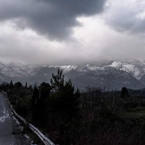 Ασθενείς βροχές στα βόρεια, ανατολικά και νότια τμήματα της χώρας -Ασθενείς χιονοπτώσεις στα ορεινά.