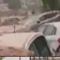Καταστροφικές πλημμύρες στην Σικελία. (Βίντεο- εικόνες)