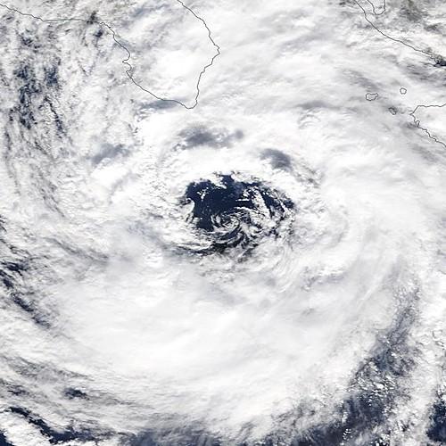 """Πιθανότητα δημιουργίας του πρώτου """"Μεσογειακού Κυκλώνα"""" στη Μαύρη Θάλασσα"""