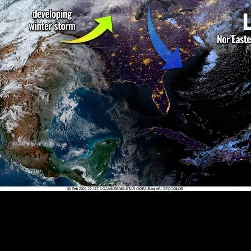 Νέα χειμερινή καταιγίδα θα χτυπήσει τις Η.Π.Α