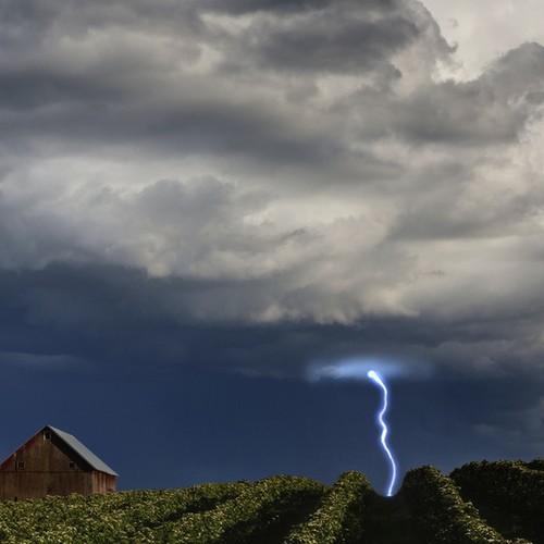 Βροχές και καταιγίδες στα Δυτικά αύριο Πέμπτη