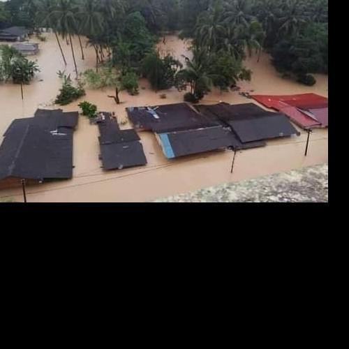 Καταστροφικές Πλημμύρες στην Μαλαισία.