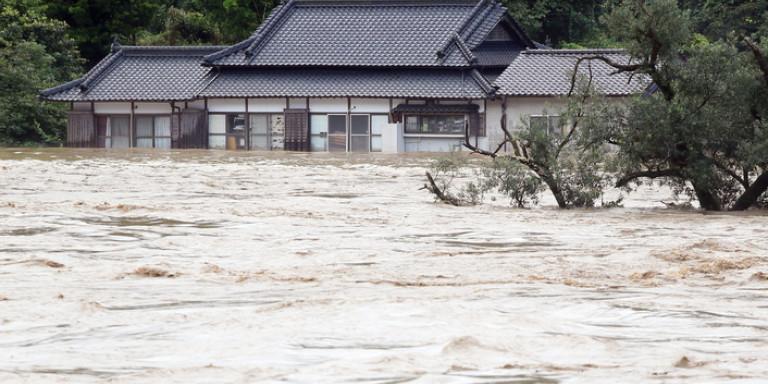 Ιαπωνία: Οι νεκροί από τις φονικές καταιγίδες ίσως φτάσουν τους 50.