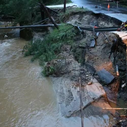 Πολύ μεγάλες καταστροφές στο νησί της Κέρκυρας. Δείτε εικόνες.