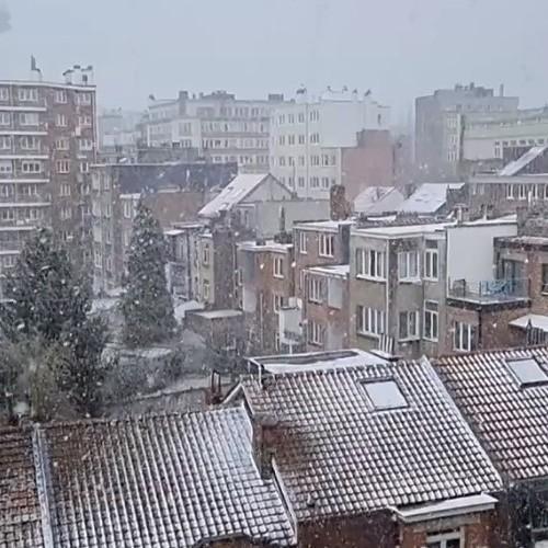 Χιονοπώσεις σε πεδινές περιοχές της Ευρώπης.