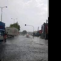 Έντονη καταιγίδα στην Αττική το μεσημέρι της Πέμπτης!!!(εικόνες + βίντεο)