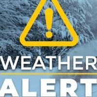 ⚠️❄️ Έκακτο δελτίο πυκνών χιονοπτώσεων για αύριο Σάββατο⚠️❄️