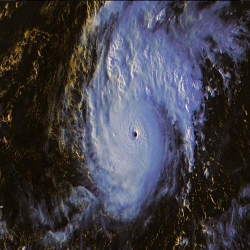 """Τυφώνας Goni """"η ισχυρότερη καταιγίδα της Γης στη χρονιά!"""""""
