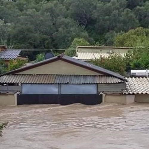 Αγρίνιο - Λίμνη Λυσιμαχεία: Εκκενώθηκε οικισμός λόγω της ανόδου της στάθμης
