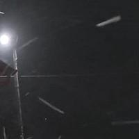 Χιονοπτώσεις σημειώνονται στα χωριά της Ορεστιάδας
