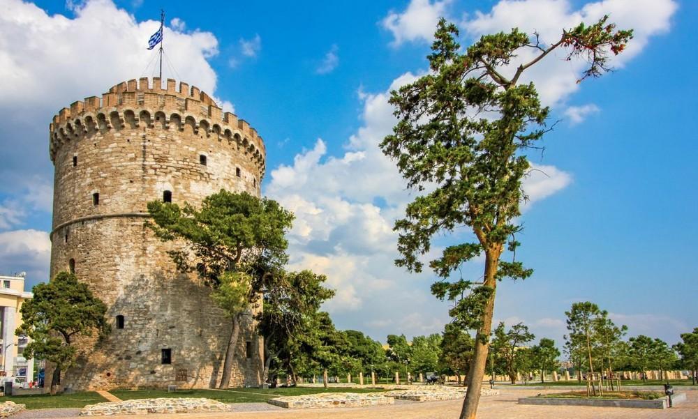 Νεφελώδης θα είναι ο καιρός αύριο στην Πόλη της Θεσσαλονίκης