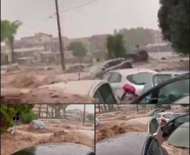 Καταστροφικές πλημμύρες στην Σικελία. (Βίντεο- εικόνες)...