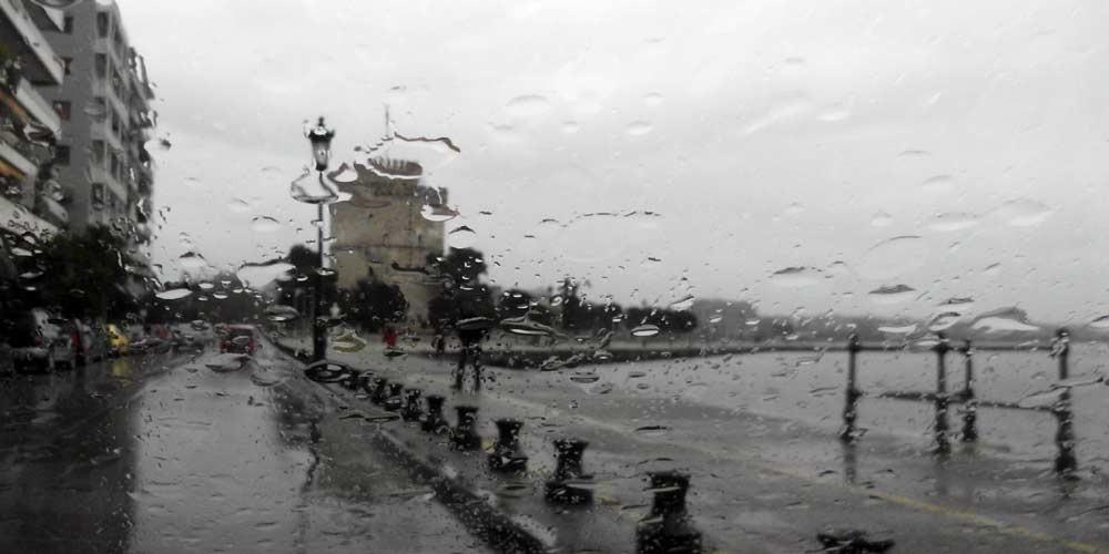 Άστατος θα είναι ο καιρός το επόμενο 24ωρο στην πόλη της Θεσσαλονίκης.