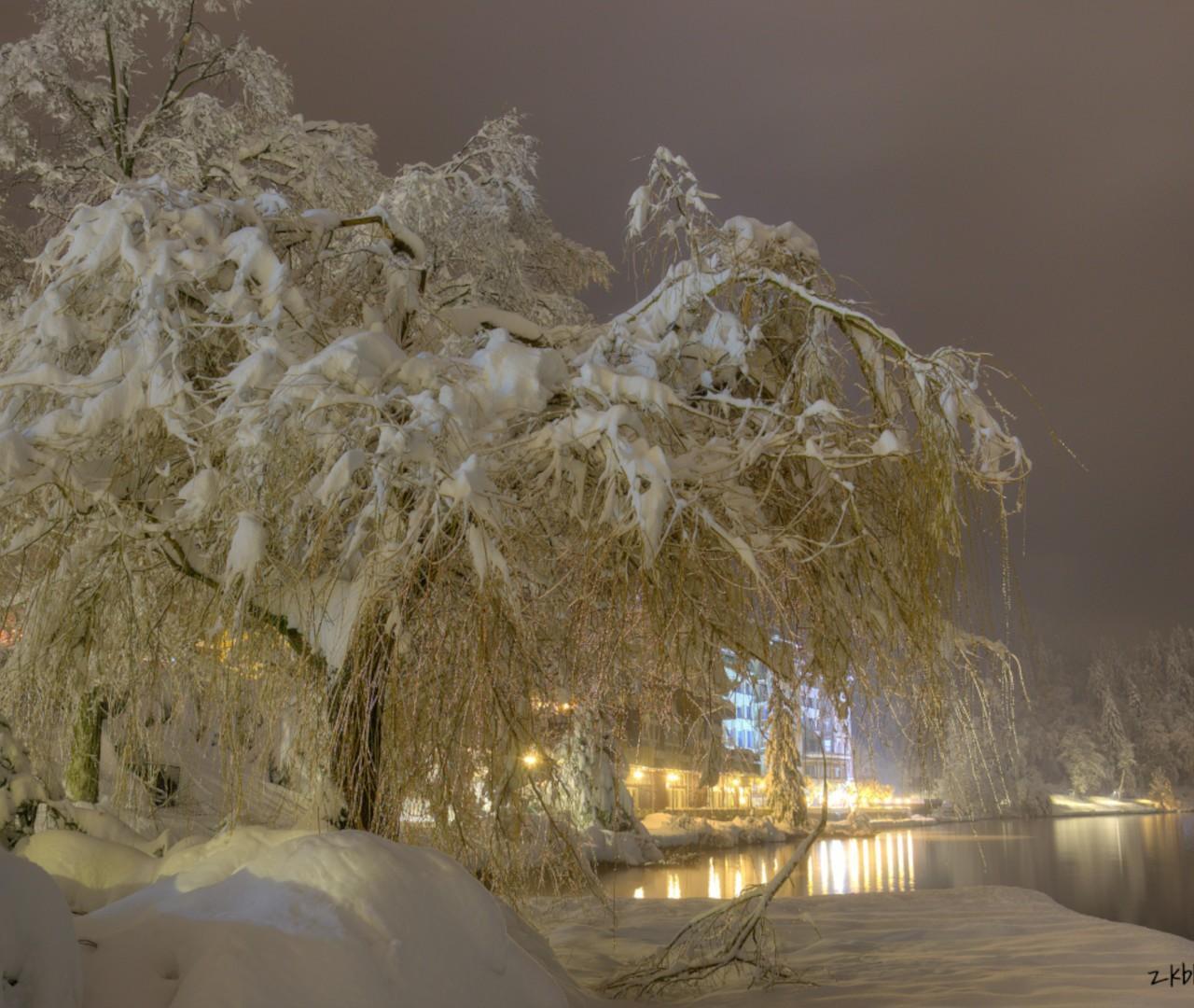 Οι πρώτες χιονοπτώσεις ❄️ σε χαμηλά υψόμετρα αύριο Τετάρτη ❗