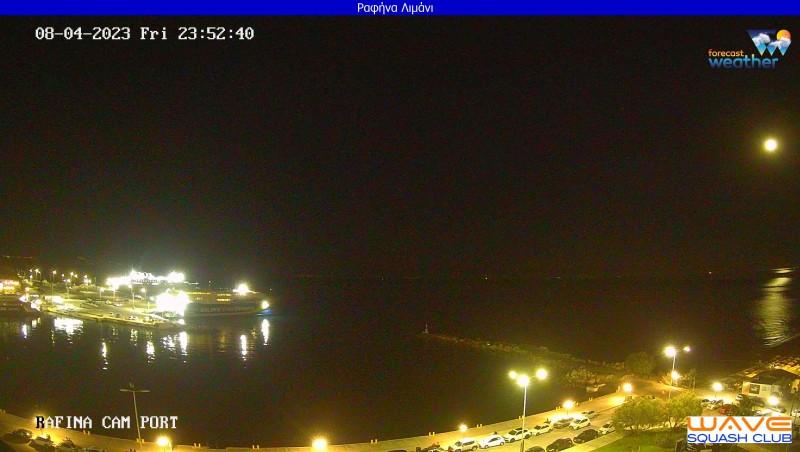 Τυχαία εικόνα από τις κάμερες Λιμάνι Ραφήνας