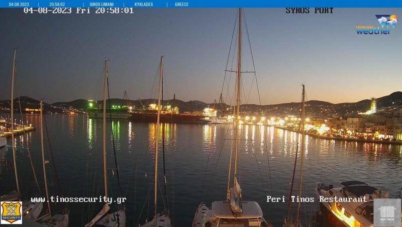 Σύρος Λιμάνι